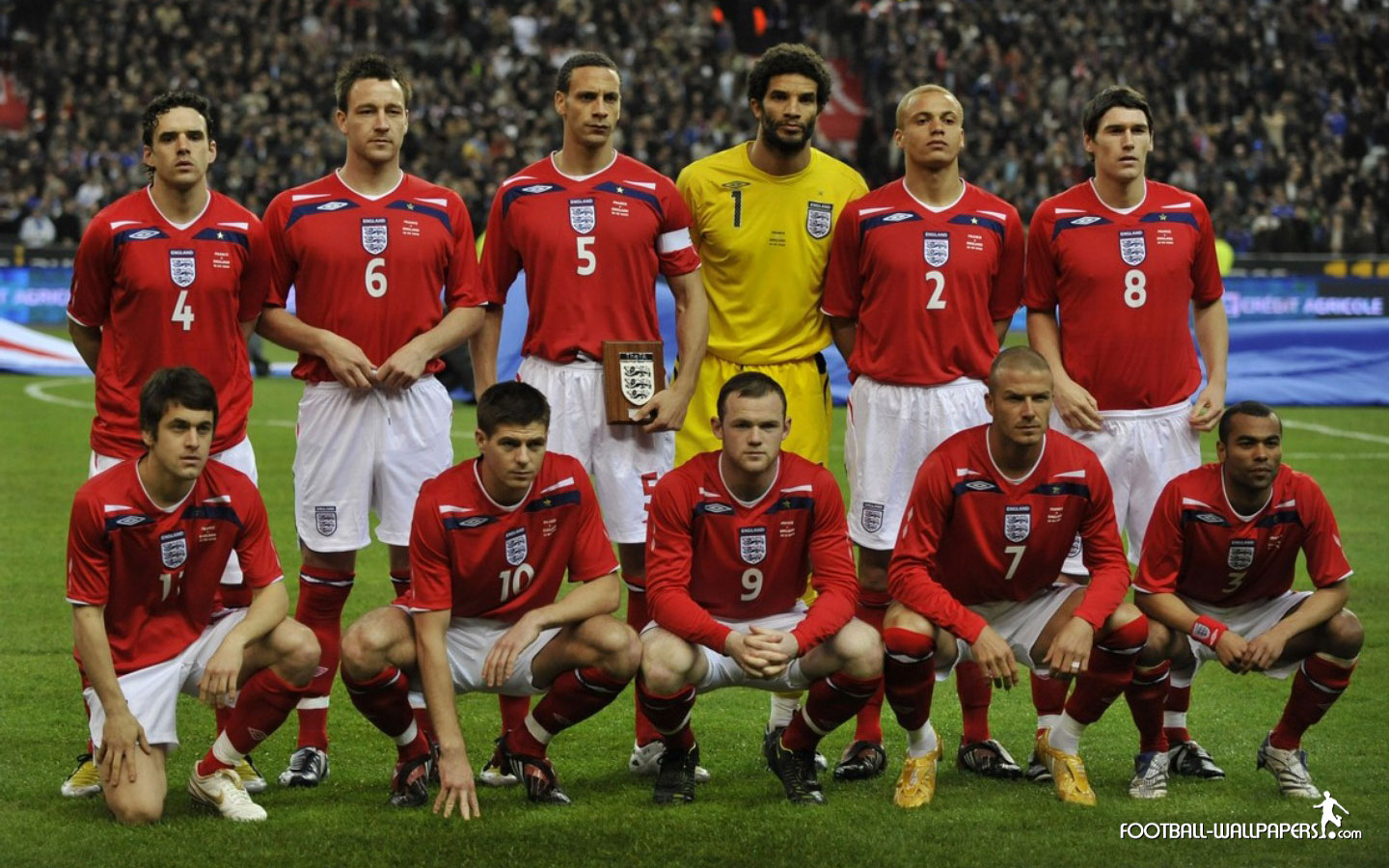 England National Team Wallpaper 8 Football Wallpapers and Videos 1440x900