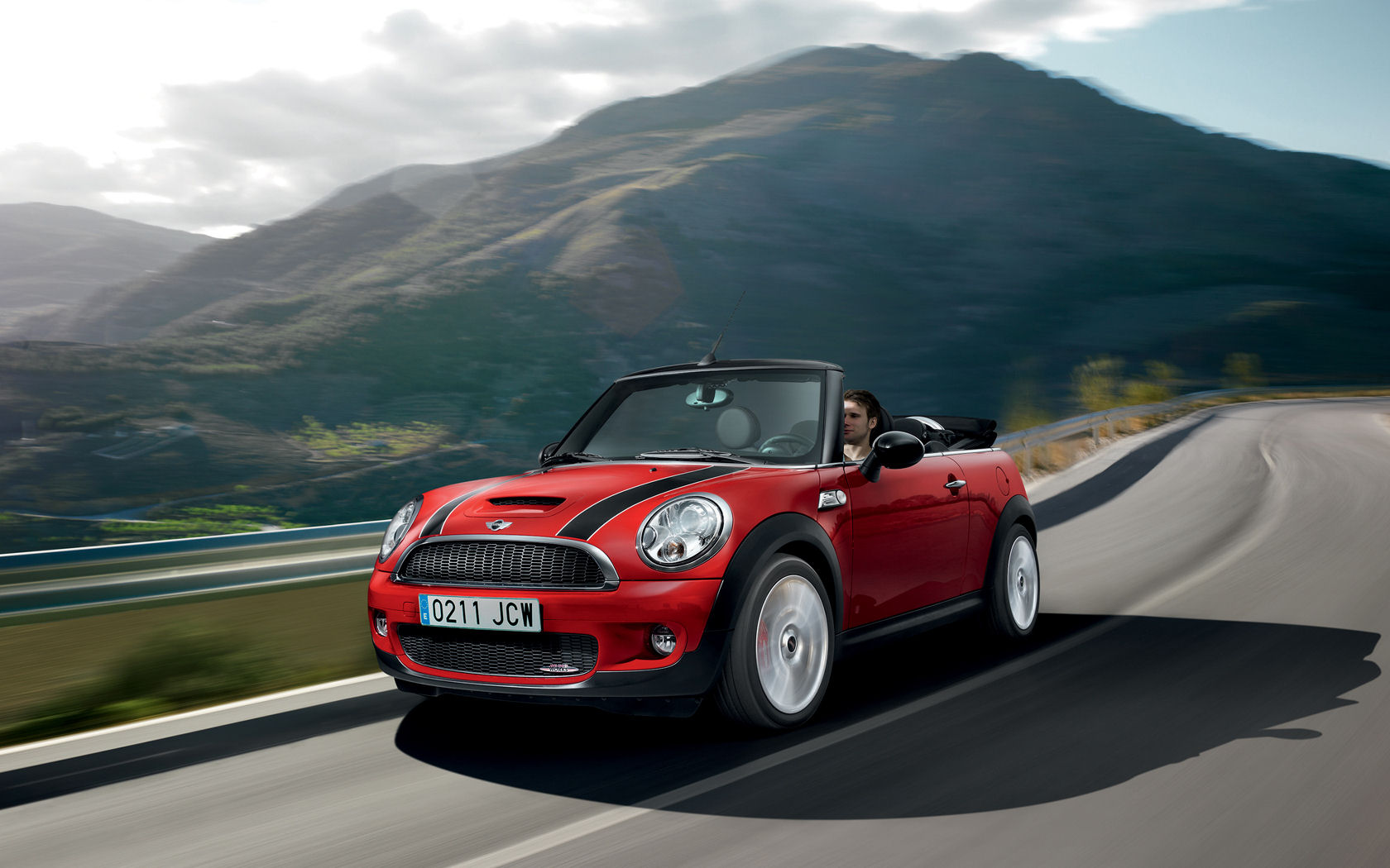 Mini Cooper Cooper S Convertible Clubman Works 1680x1050