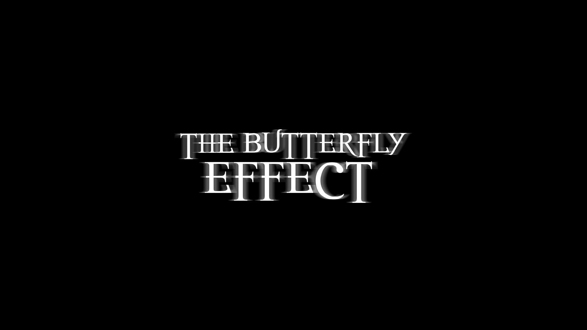 4 The Butterfly Effect HD Wallpapers Background Images 1920x1080