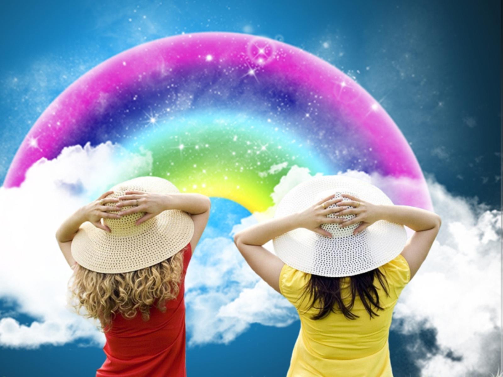 Mackenzie And Berni Somewhere Over The Rainbow   yorkshire rose 1600x1200
