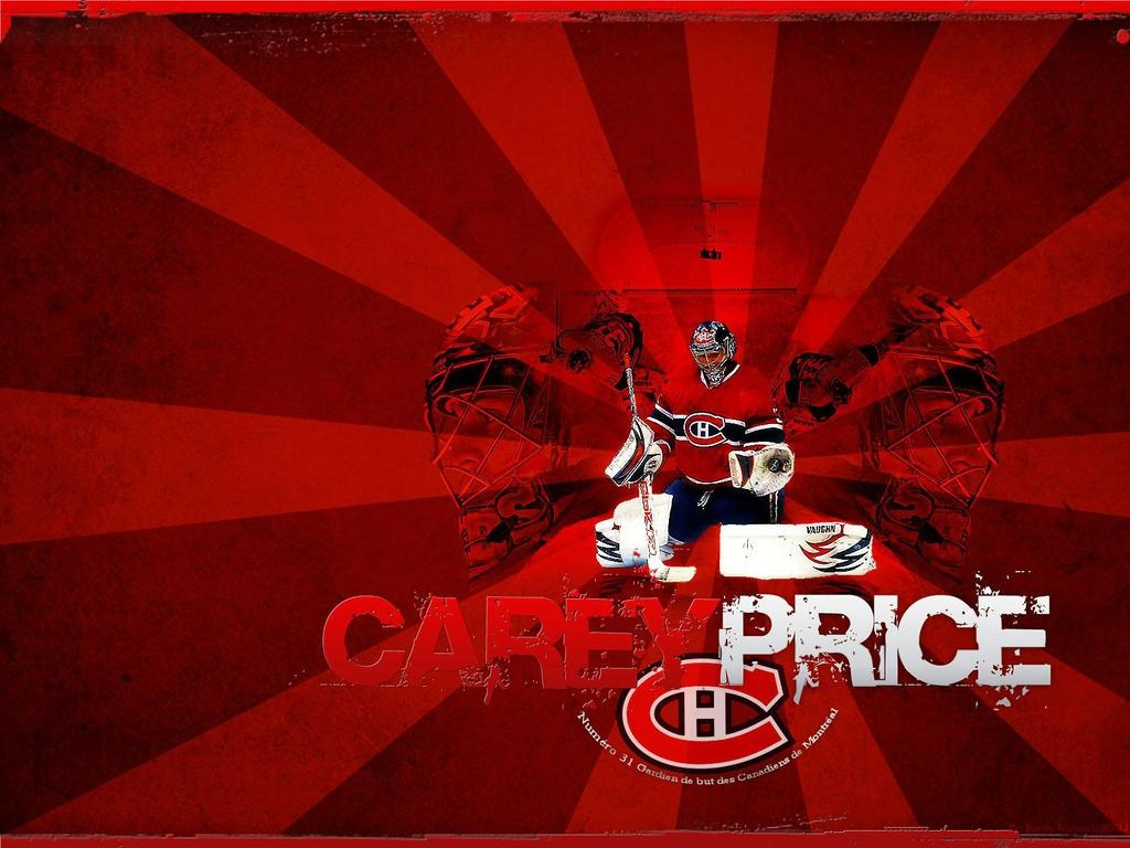 Carey Price Wallpapers Montreal Habs Montreal Hockey 19 HD 1024x768