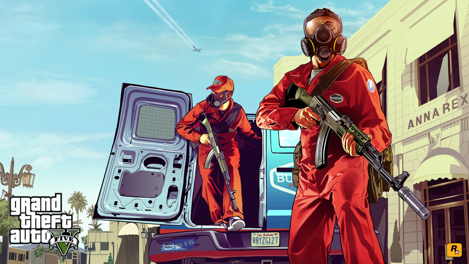 Grand Theft Auto GTA V Wallpapers HD Wallpapers 1600x900