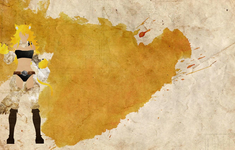 Wallpaper yellow hair Akame ga kill Tahu Leon images for 1332x850