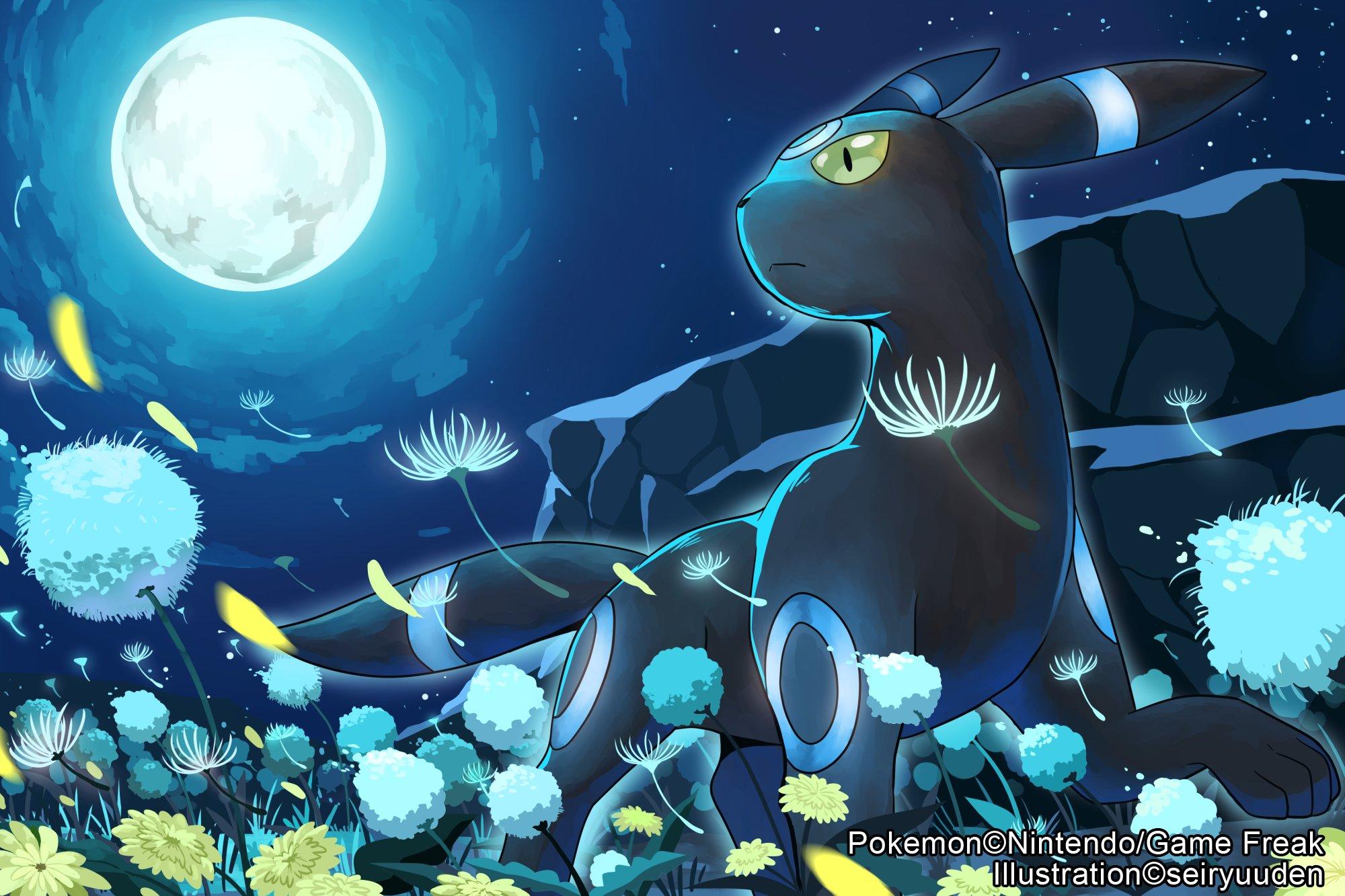 Pokemon Umbreon g wallpaper 2000x1333 340952 WallpaperUP 2000x1333