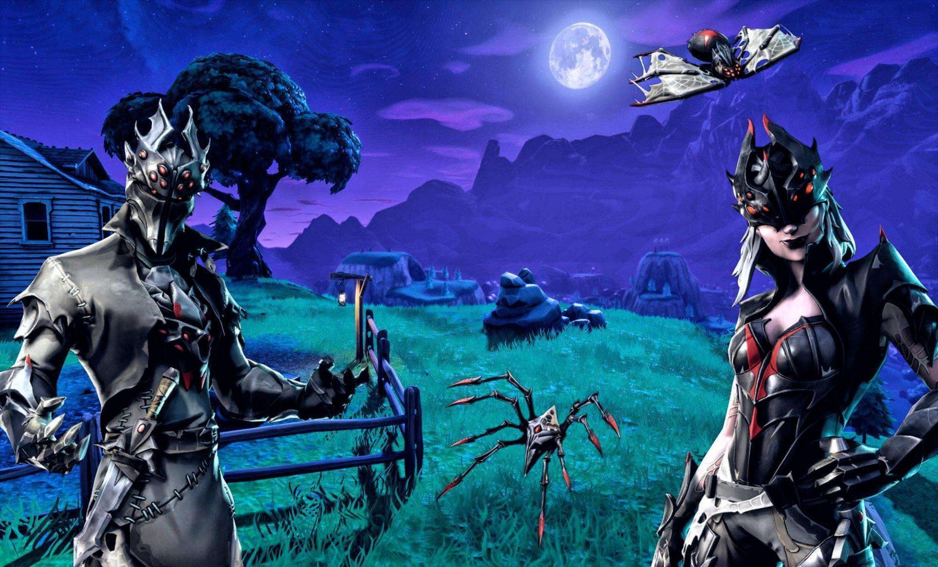 Spider Knight Skin LEAKED   Fortnite Skins Found In V610 Update 1920x1160