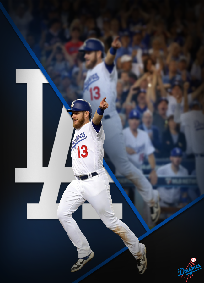 Max The Hero Muncy Wallpaper Dodgers 650x900