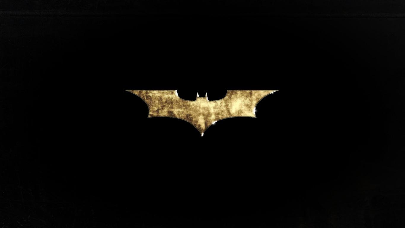 Batman Batman Logo 1366x768 Wallpaper Entertainment Batman Hd HD 1366x768