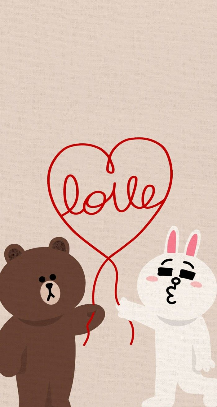 18 best BROWN AND CONY images Line friends 700x1309