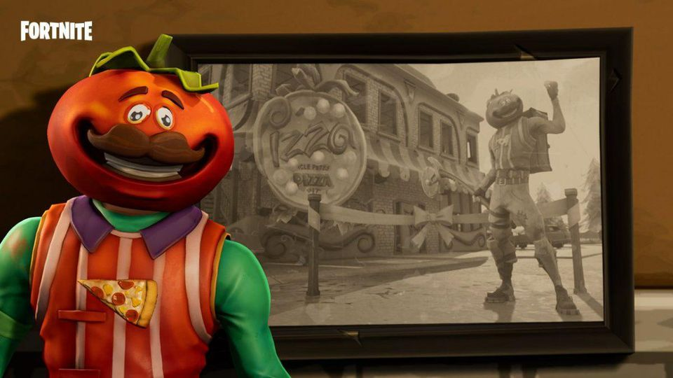 Fortnite Battle Royales Tomato Town Treasure Map Where To Find 960x540