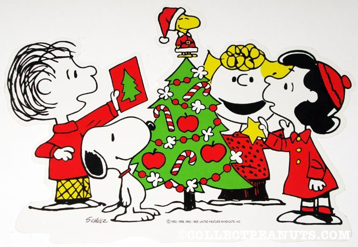 peanuts christmas tree real snoopy christmas tree snoopy christmas 700x484