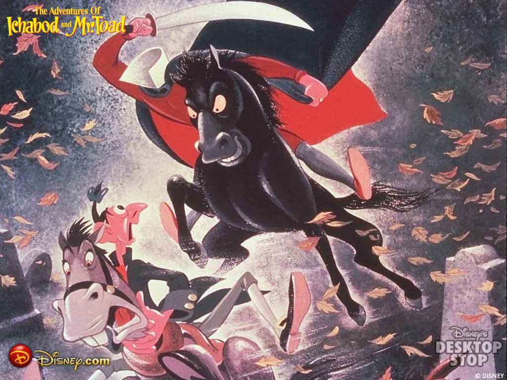 legend of sleepy hollow wallpaper - wallpapersafari