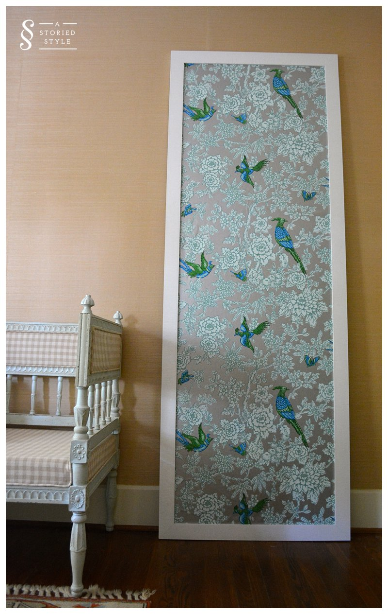 Wallpaper Decor Panel : Framed wallpaper panels wallpapersafari
