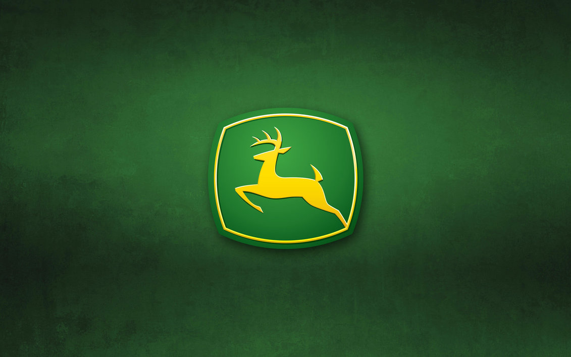john deere logo desktop background