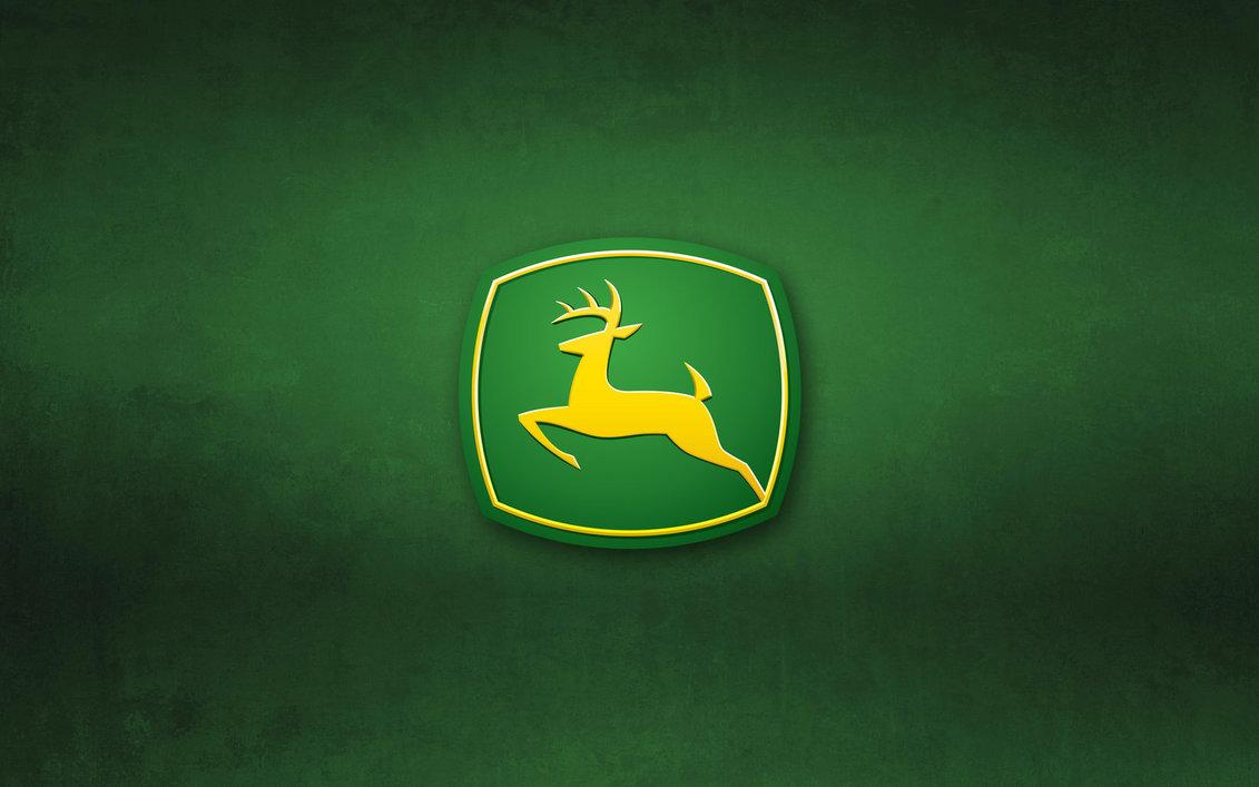 John Deere Logo Wallpaper by fictionalautumn 1131x707