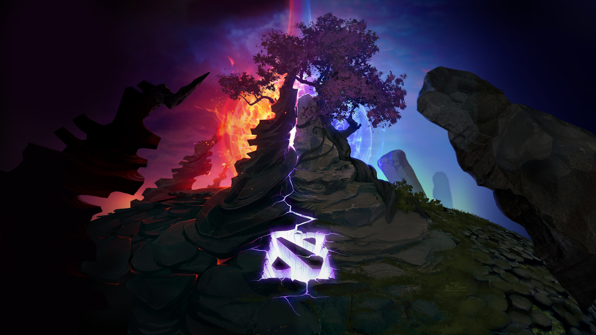 dota 2 hd wallpaper 1920x1080 wallpapersafari