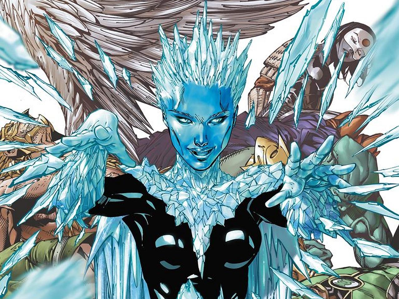 Injustice League Killer Frost by jsenior on DeviantArt |Young Justice Killer Frost