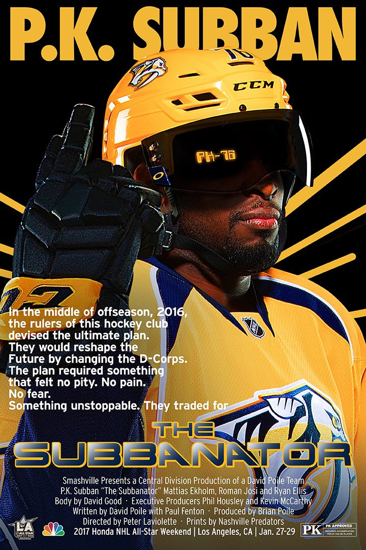 Nashville Predators on Twitter Hell be backthis weekend in 720x1080