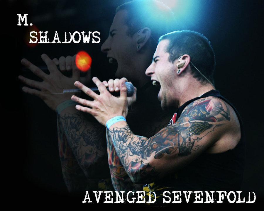 Shadows Wallpaper by a7xfan22 900x720