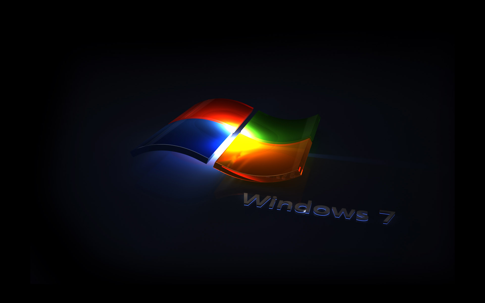 Windows 7 Black Wallpaper Hd 13 High Resolution Wallpaper 1920x1200