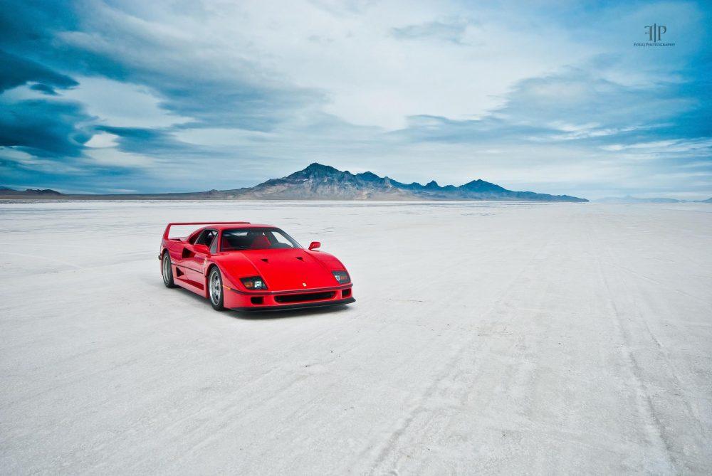Ferrari F40 Demands Sun Shine Petrolicious 1000x669