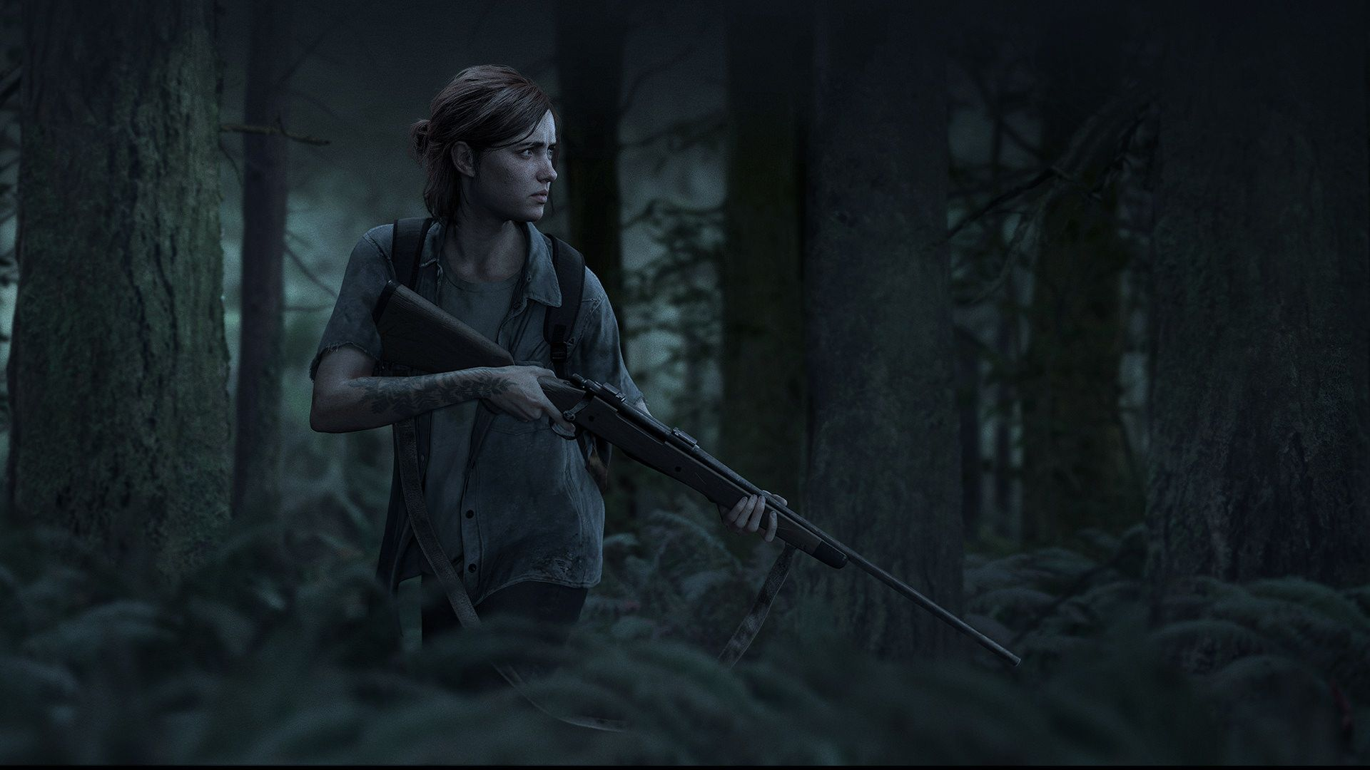 1920x1080] The Last of Us 2 Ellie Wallpaper Need trendy iPhone7 1920x1080