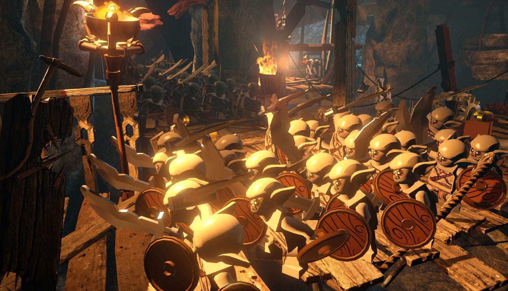 Lego The Hobbit desktop wallpaper 3 of 15 Video Game Wallpapers 1674x961