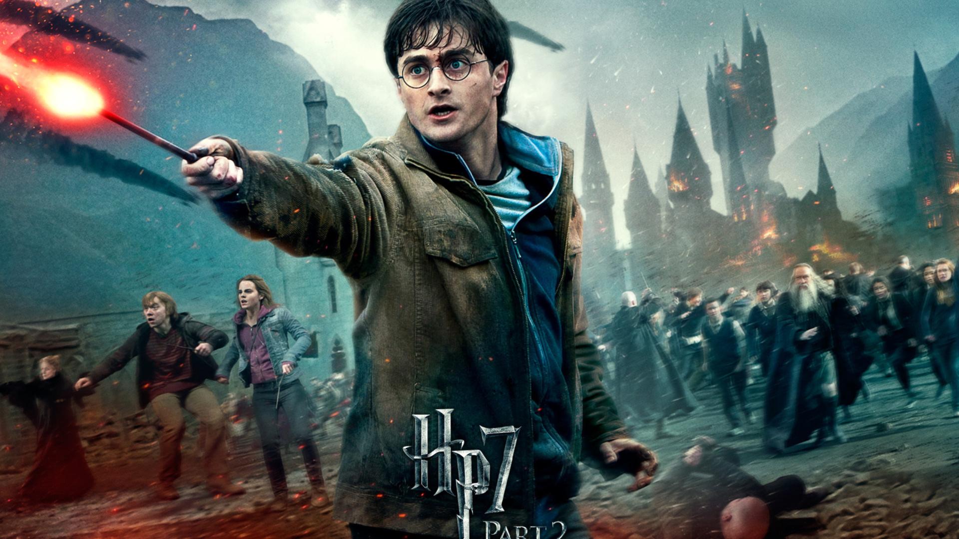 Harry Potter HP7 1920x1080 wallpaper1920X1080 wallpaper screensaver 1920x1080