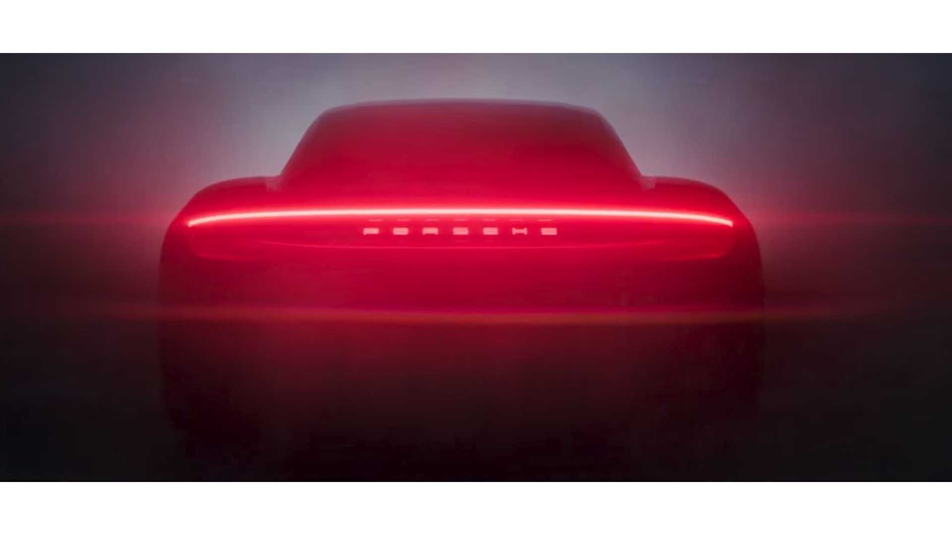 Porsche Teases Production Taycan For First Time   Video Images 1920x1080