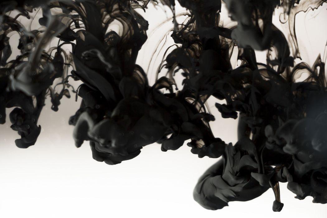 Abstract black paint smoke wallpaper 5184x3456 1092583 1050x700