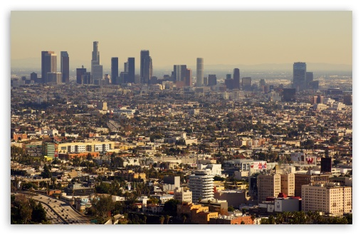 Los Angeles Hollywood Beverly Hills HD wallpaper for Standard 43 5 510x330