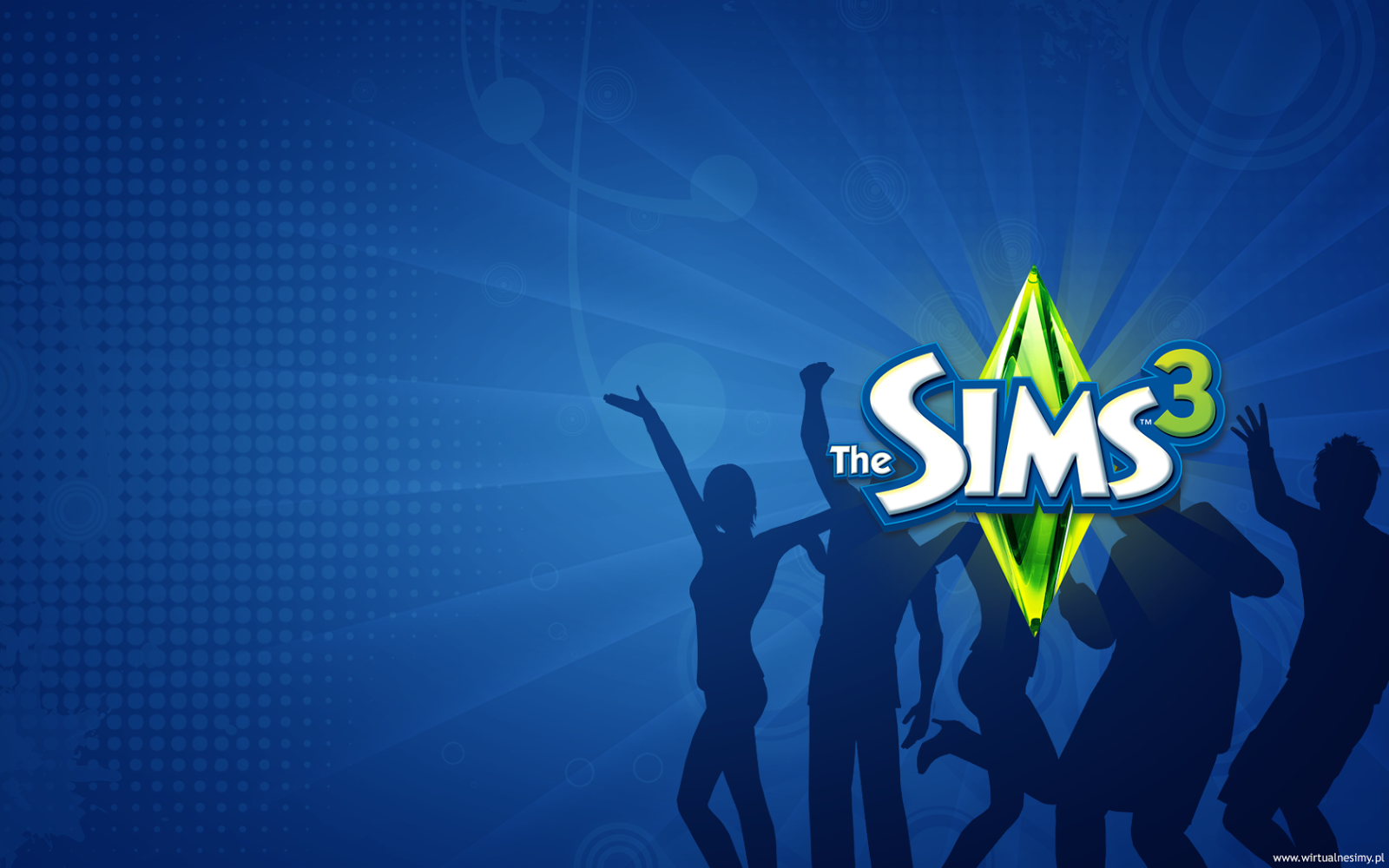 Milujeme The Sims The Sims 3 TapetyWallpapers na PC 1600x1000