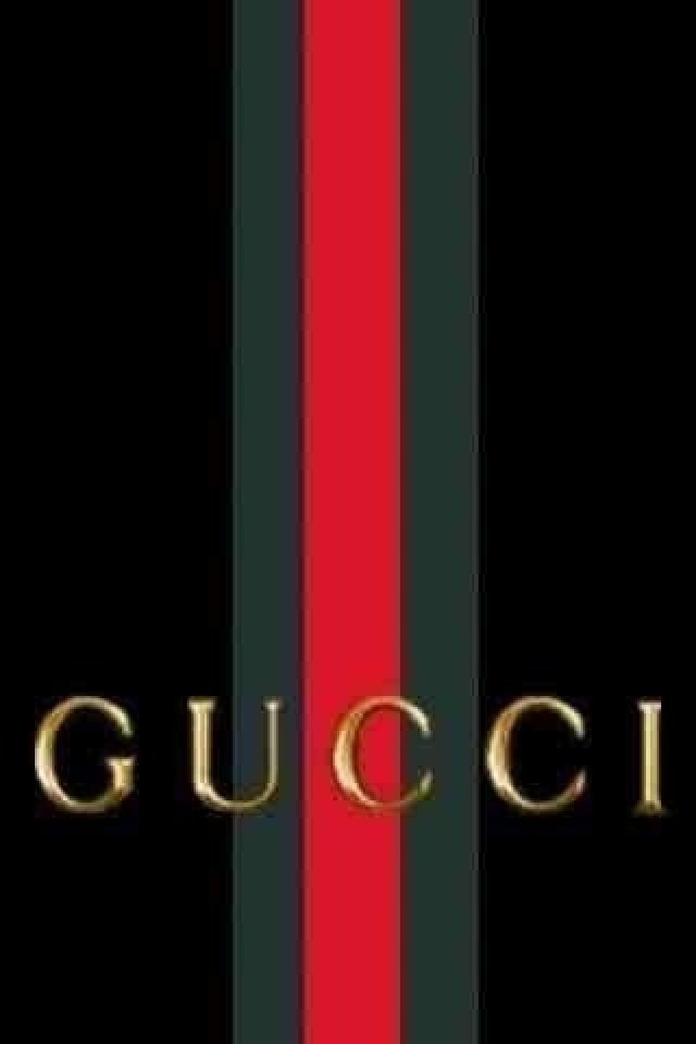 Gucci Line Logo iPhone Wallpaper HD iPhone Wallpaper Gallery 640x960