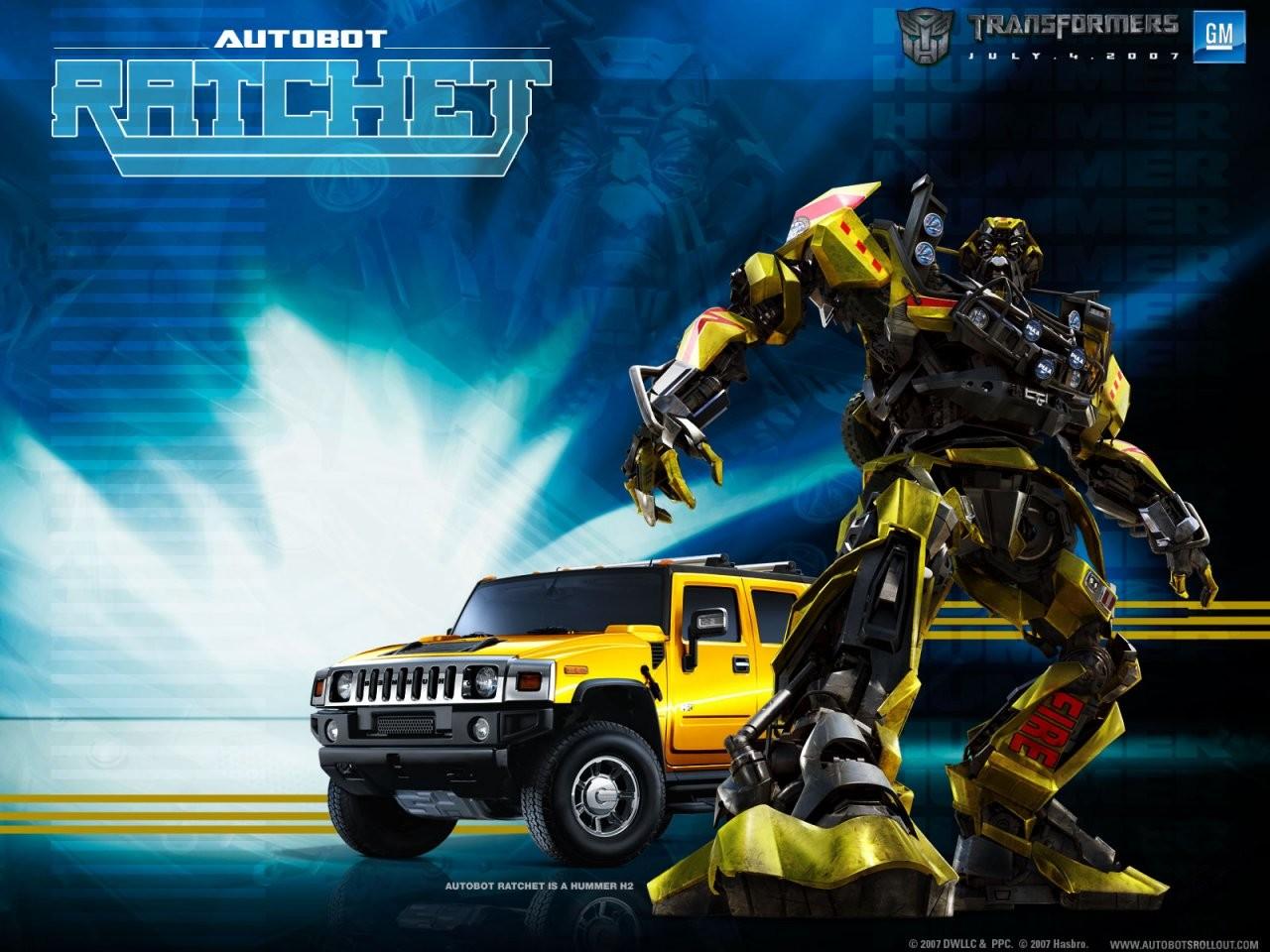 Wallpapers Dekstop 4 U Transformers Wallpaper 1280x960