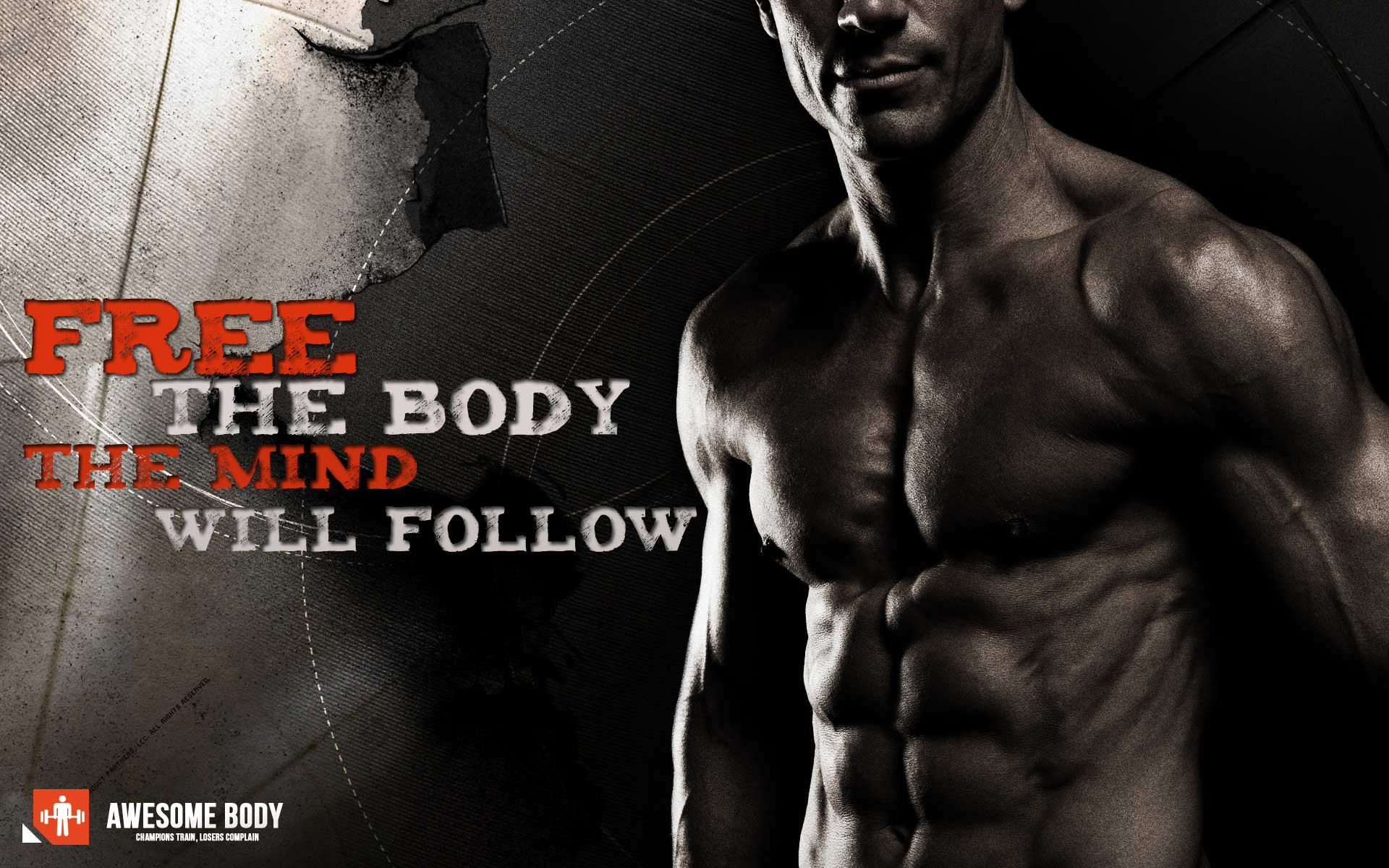 Bodybuilding Wallpaper Download The Body Awesome Pict X