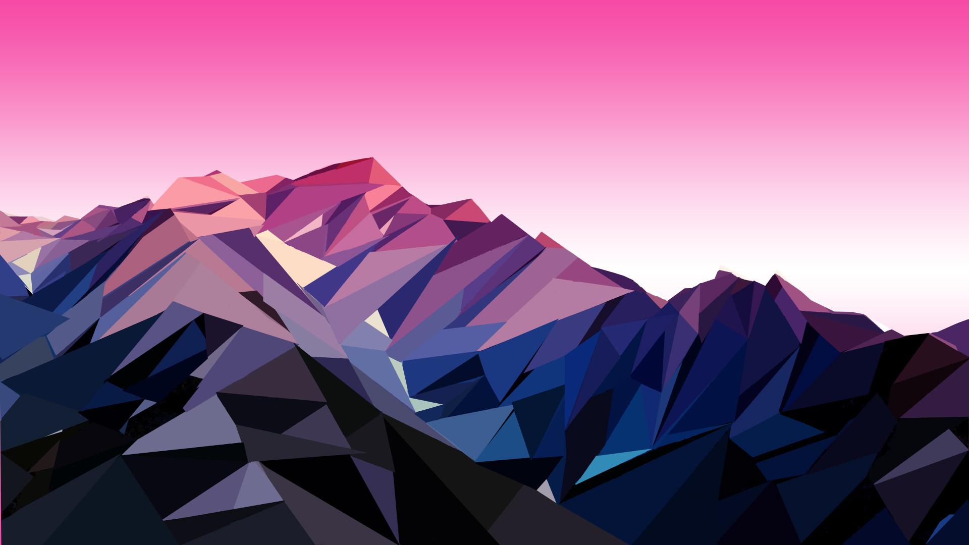 [49+] Low Polygon Wallpaper on WallpaperSafari