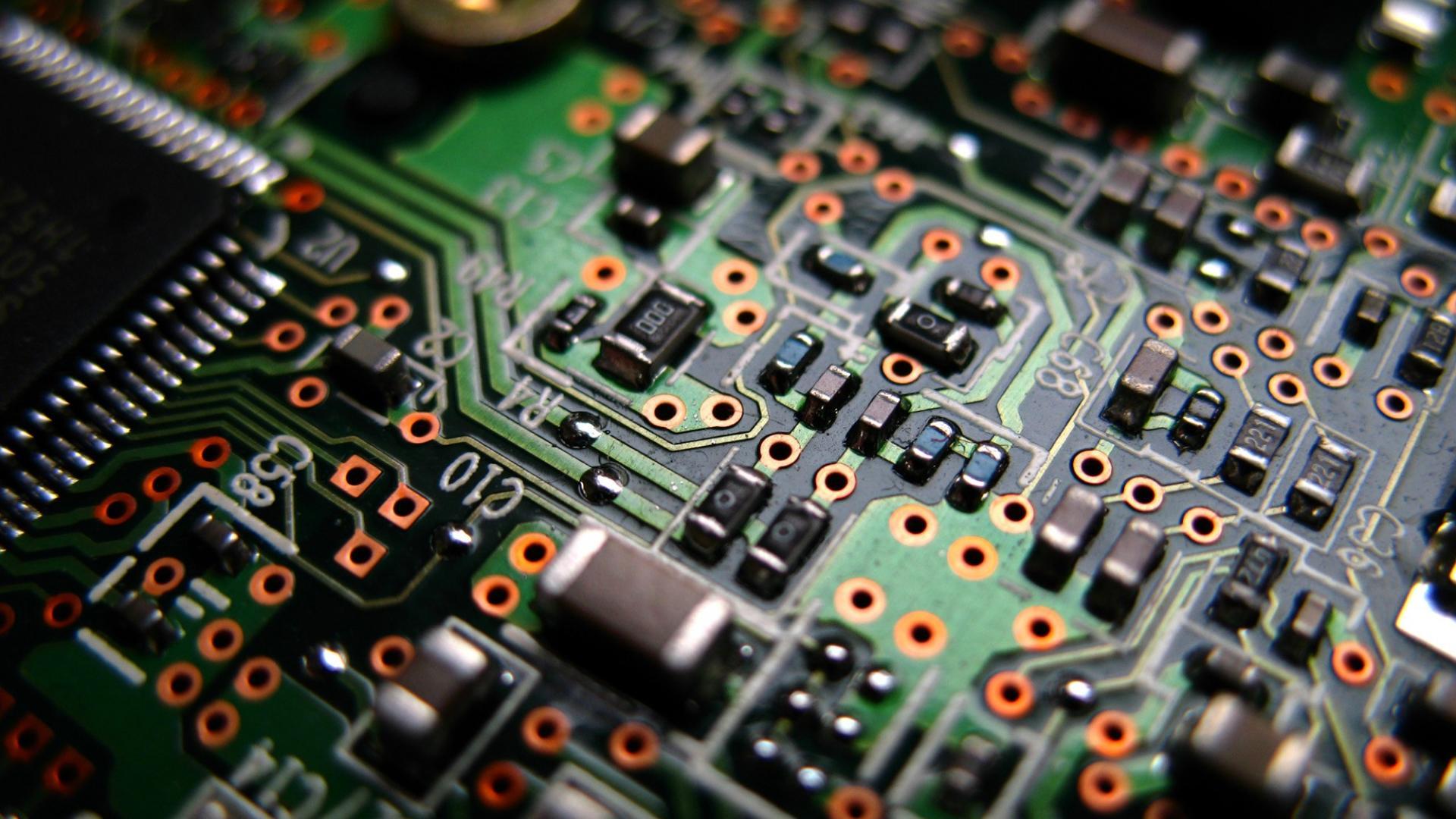 Electronic Circuit Wallpaper 2000x1500 HQ WALLPAPER 33222 1920x1080