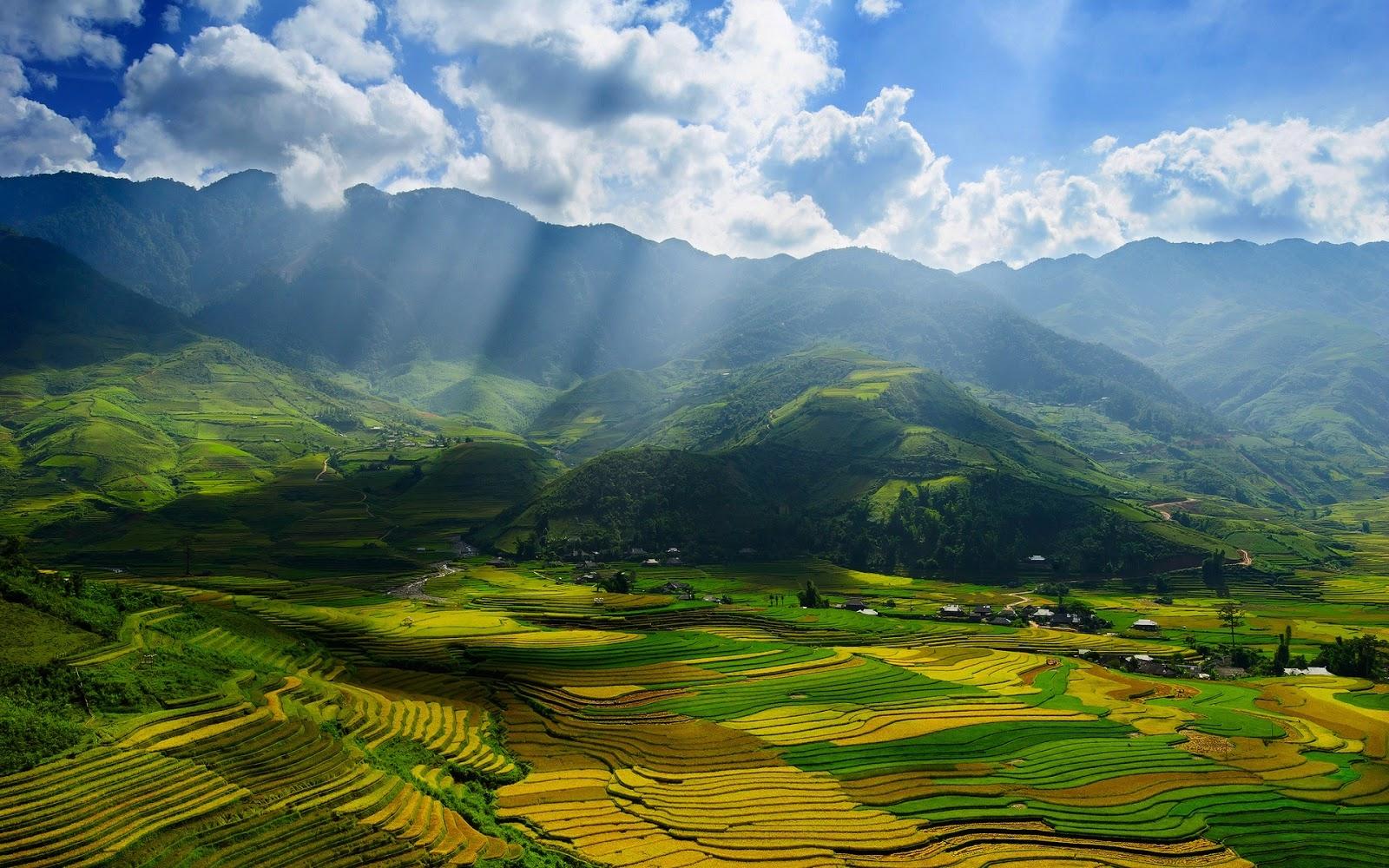 Vietnam Wallpapers 1600x1000