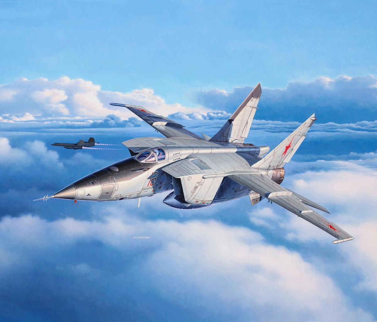 MilitaryMikoyan Gurevich MiG 25 1200x1024 Wallpaper ID 819486 1200x1024