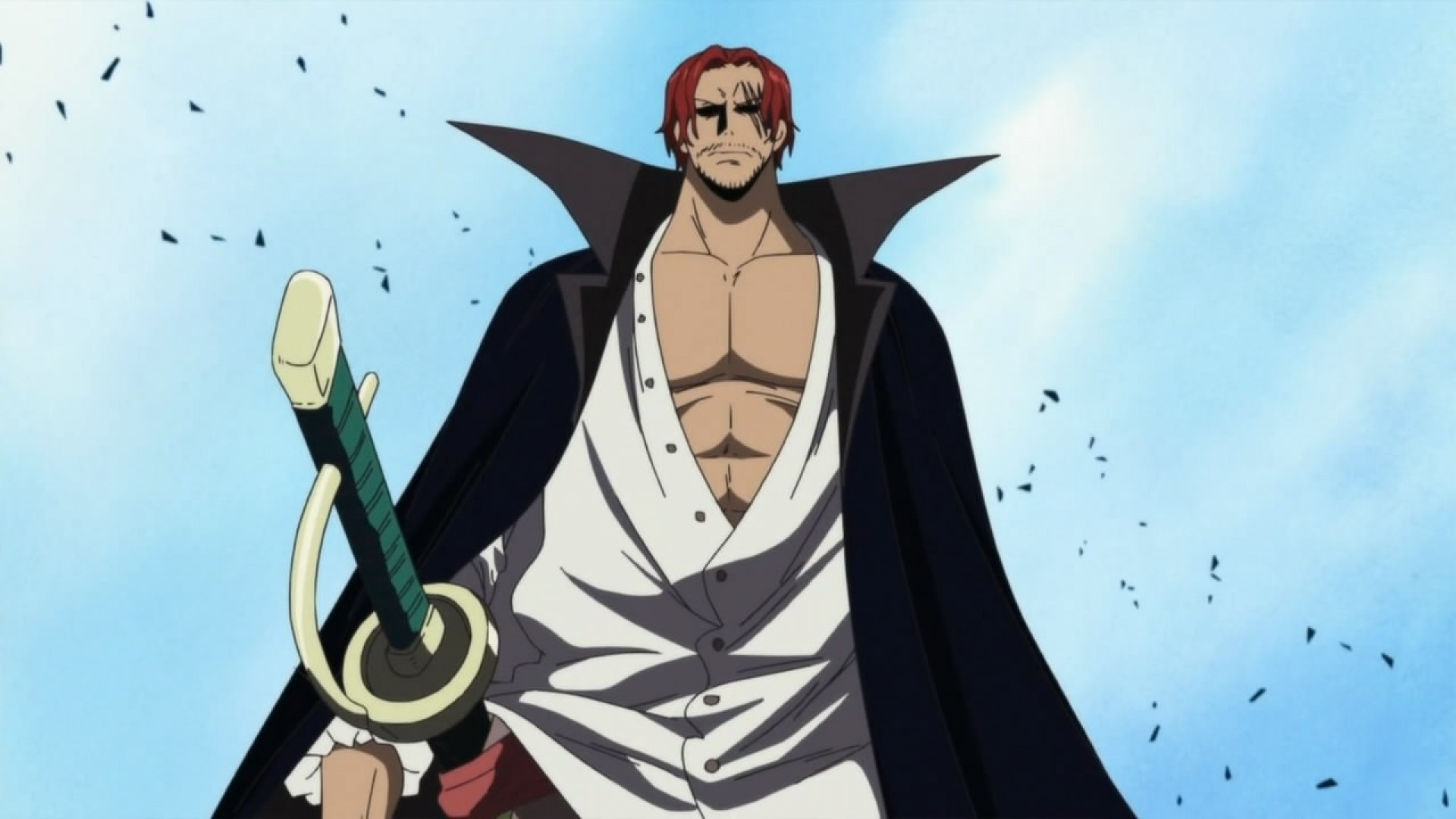 Free download SimplyWallpaperscom One Piece anime Shanks ...