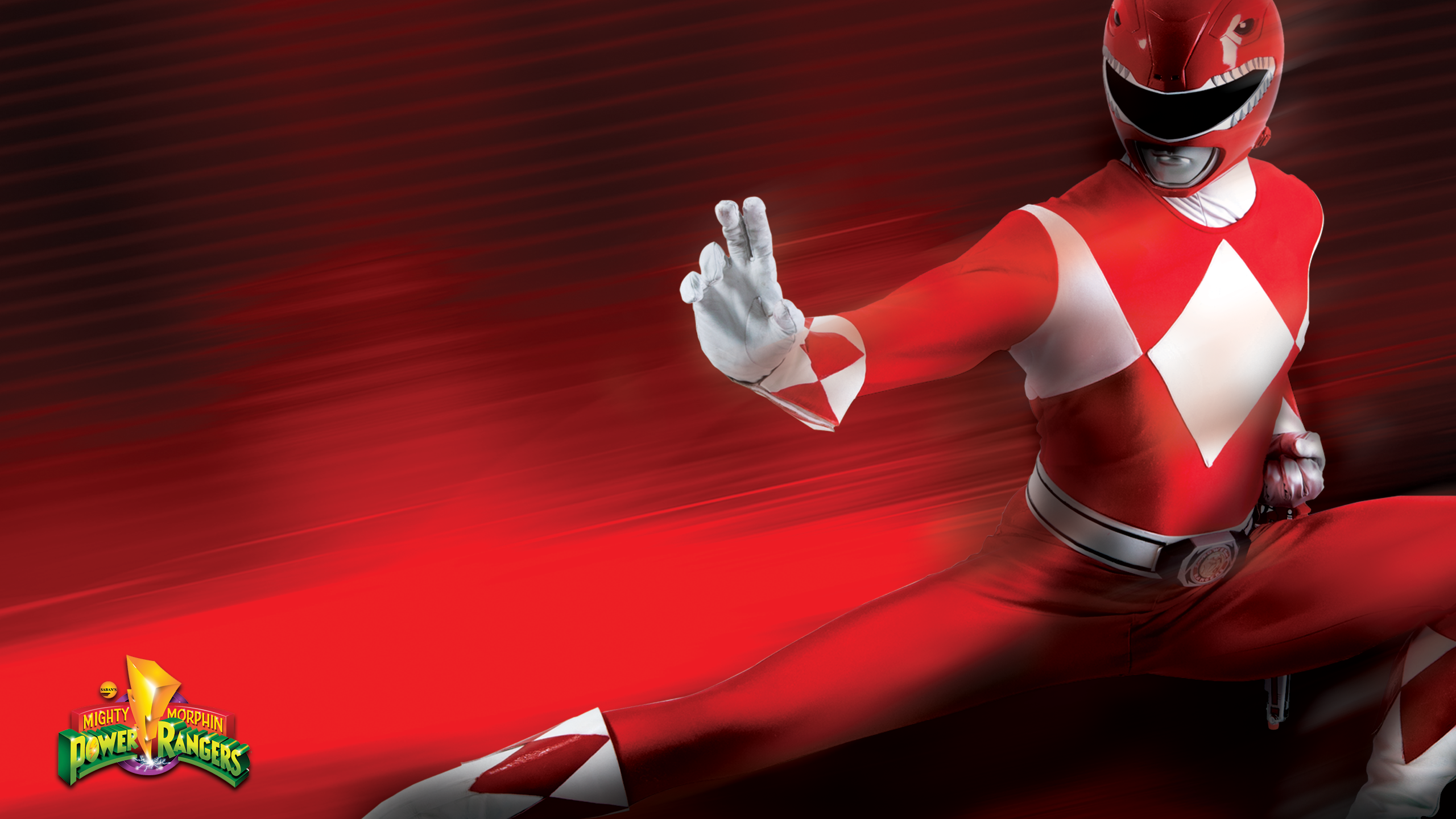 red ranger wallpaper - photo #2