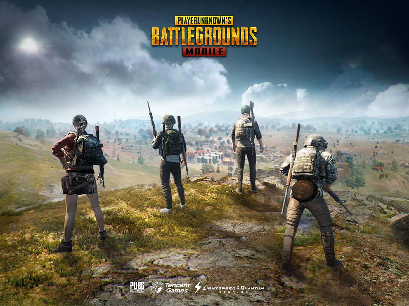 PUBG Mobile is now reportedly the worlds highest grossing mobile 1400x1050