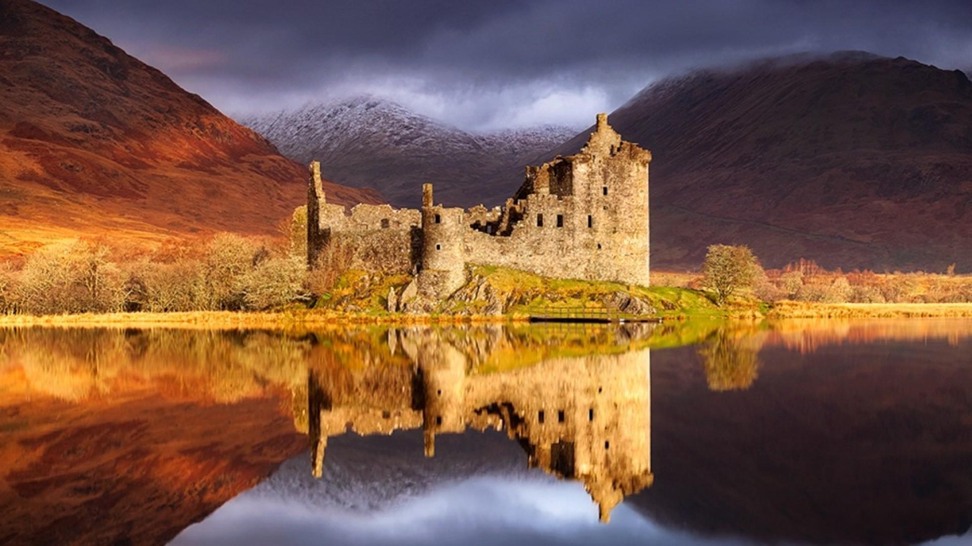 Scottish Wallpapers  WallpaperSafari
