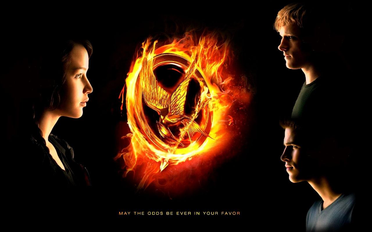 HG wallpaper   The Hunger Games Wallpaper 26852517 1280x800