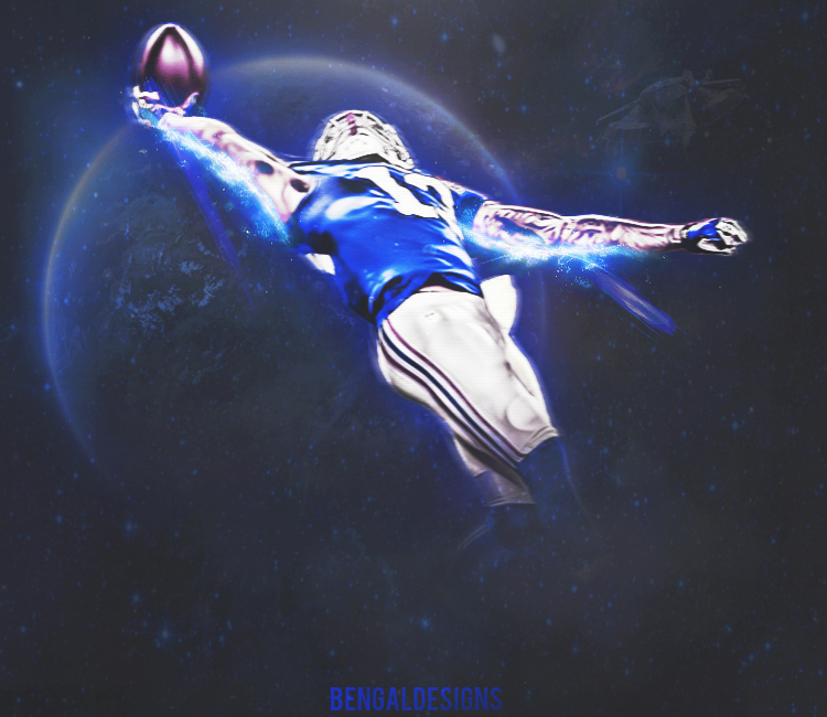 Odell Beckham Jr Wallpaper by Bengal by bengalbro 750x650