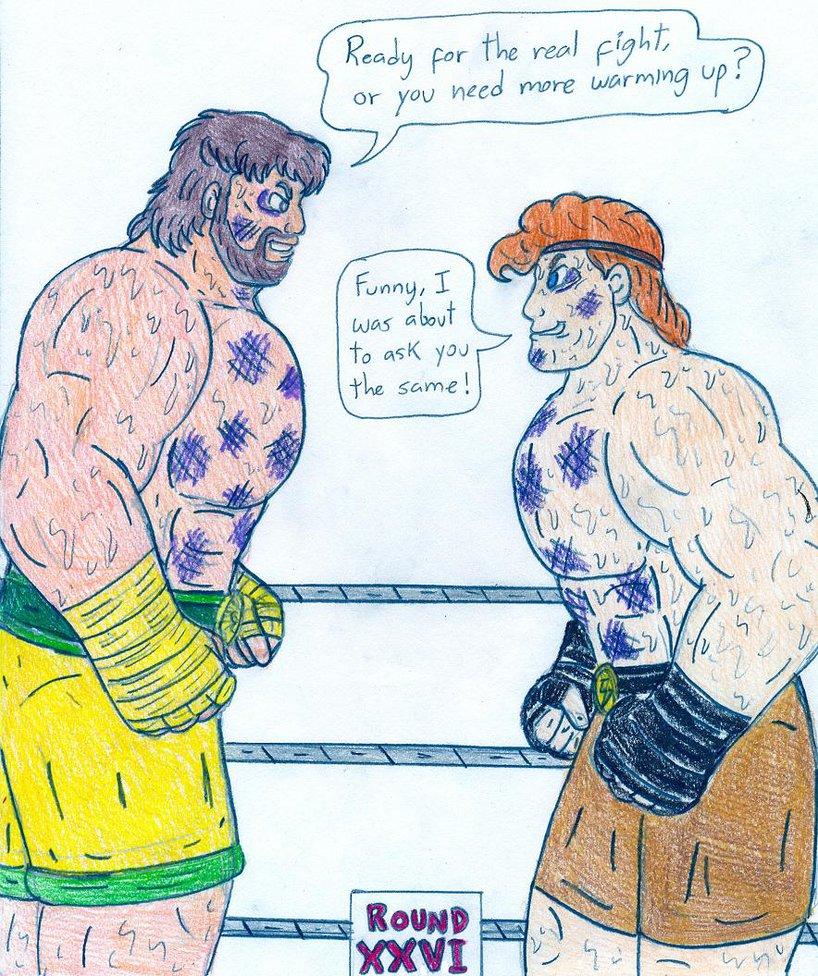 Marvel Hercules Wallpaper Boxing hercules   marvel 818x976