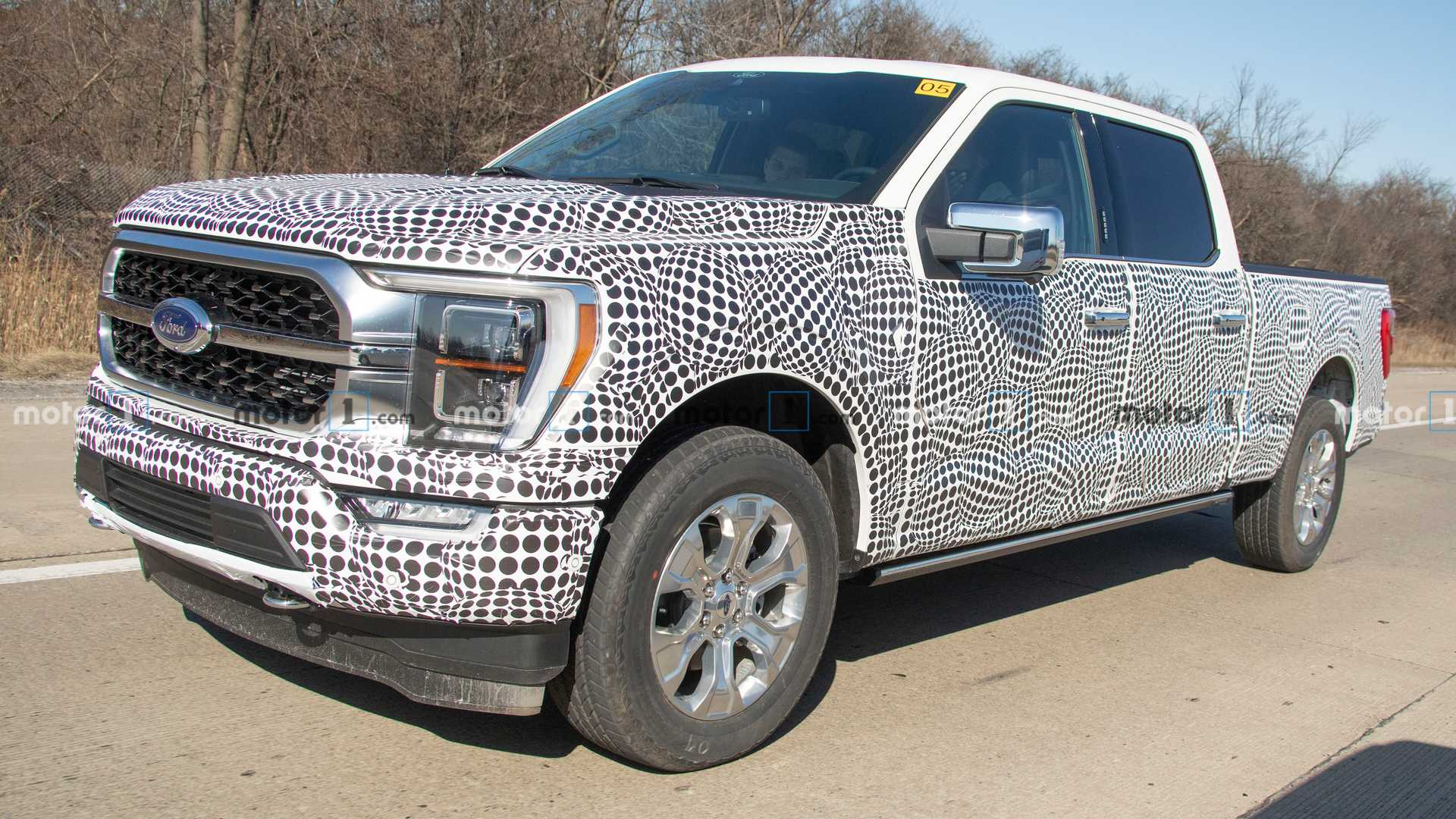 Ford Says 2021 F 150 Deliveries Should Start This Fall 1920x1080