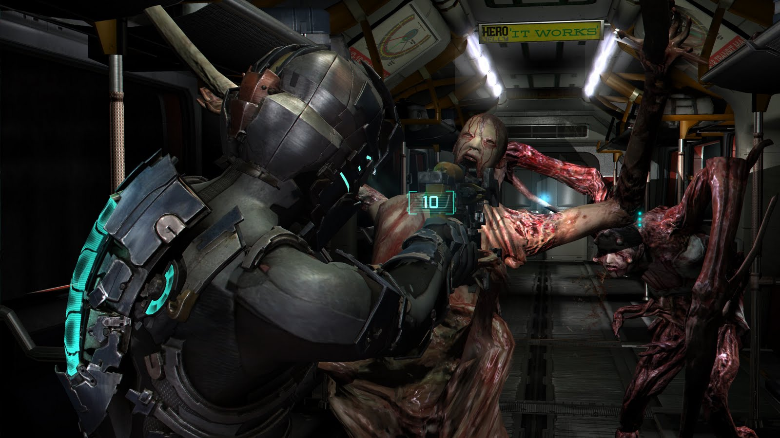 dead space 2 xbox game desktop wallpapers dead space 2 1600x900