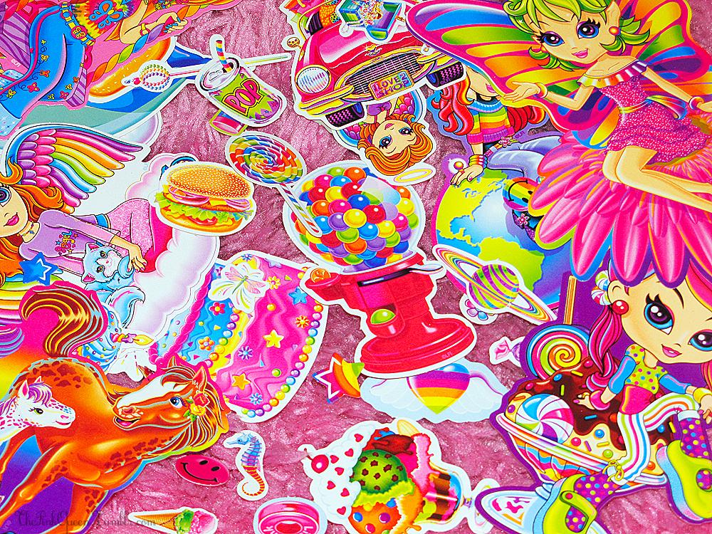 Fairy time Lisa Frank Party 1000x750