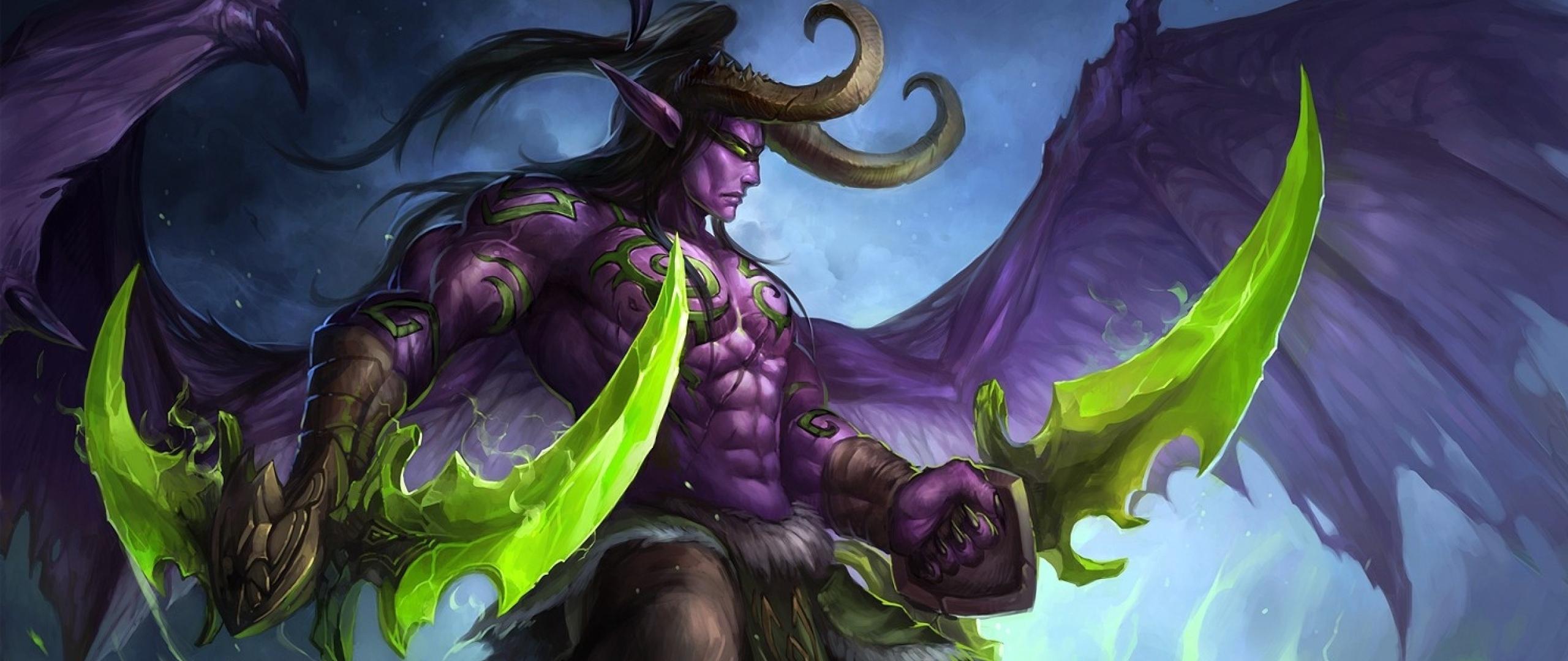 Warcraft wallpaper cosplay illidan xxx naked pics