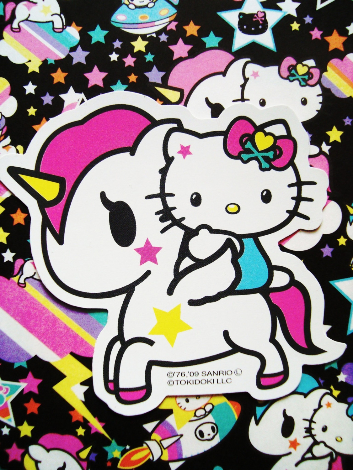 Tokidoki Unicorno Wallpaper WallpaperSafari